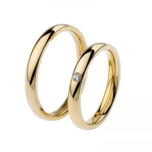 AURUM Classic Wedding Rings CO30GA