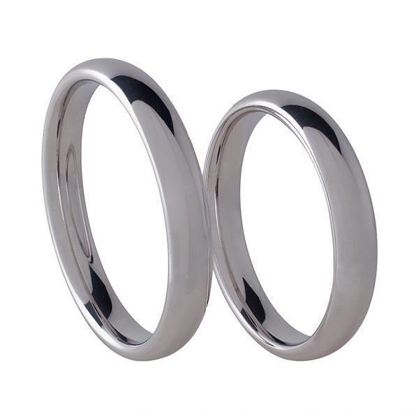 AURUM Basic Rings Platinum WPT04