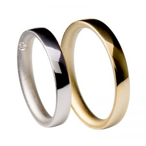 AURUM Classic Wedding Rings WE421433GV