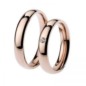 AURUM Classic Wedding Rings CO40QA