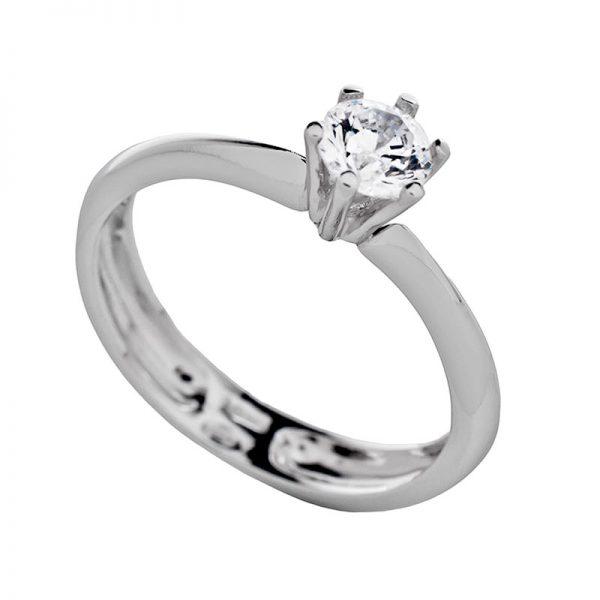 AURUM Solitario Diamante S22DI30