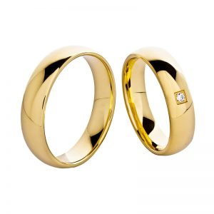 AURUM Classic Wedding Rings WD_WEOG12