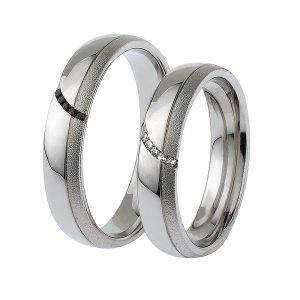 AURUM Fedi e anelli con diamanti 449045BV_M