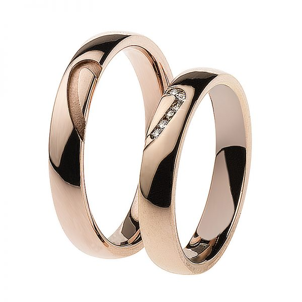 AURUM Fedi e anelli con diamanti 447137QV