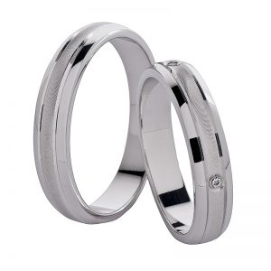 AURUM Wedding Rings WDWE423540BW