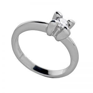 AURUM Fedi e anelli con diamanti S15DI16