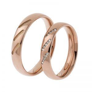 AURUM Fedi e anelli con diamanti 445340QV