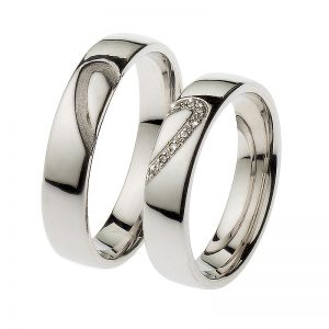AURUM Wedding Rings 436646BV